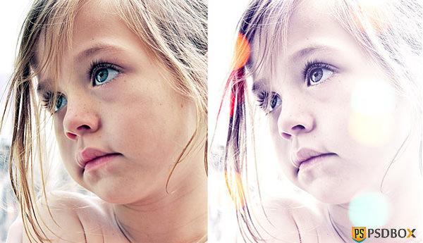 photo effect photoshop tutorials