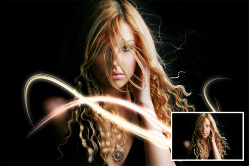 photo effect photoshop tutorials
