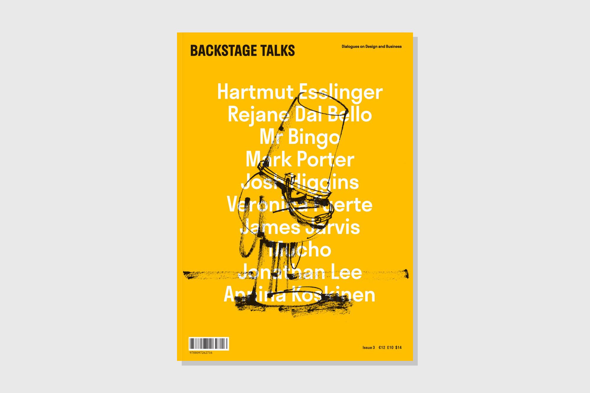 backstage talk magazine