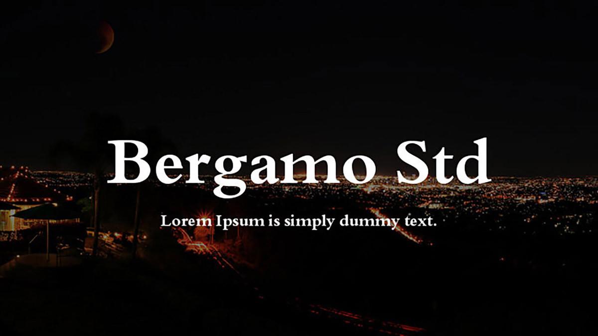 Bergamo-Std