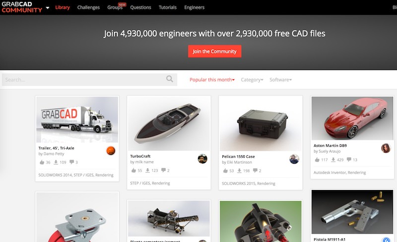 50 best free 3D model websites to download all your needs
