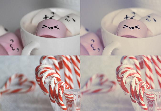 Photoshop Marshmallow Actions