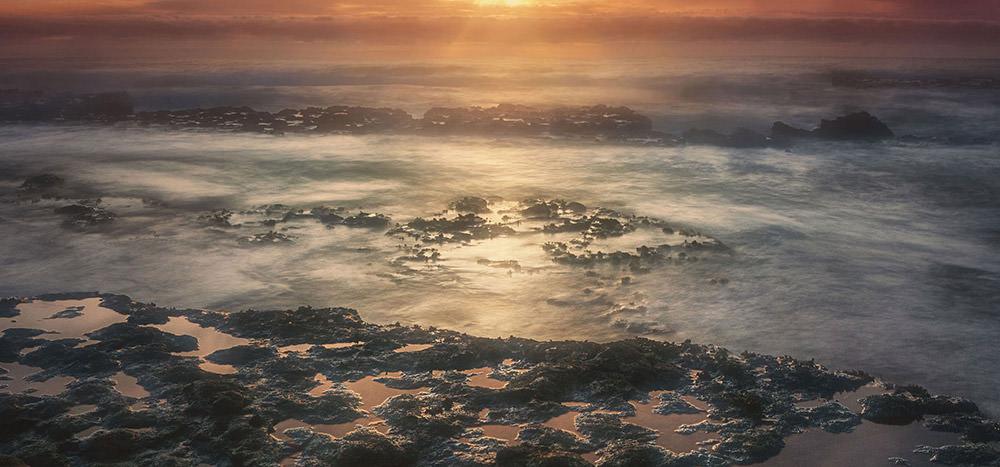 Tidal-Sunset