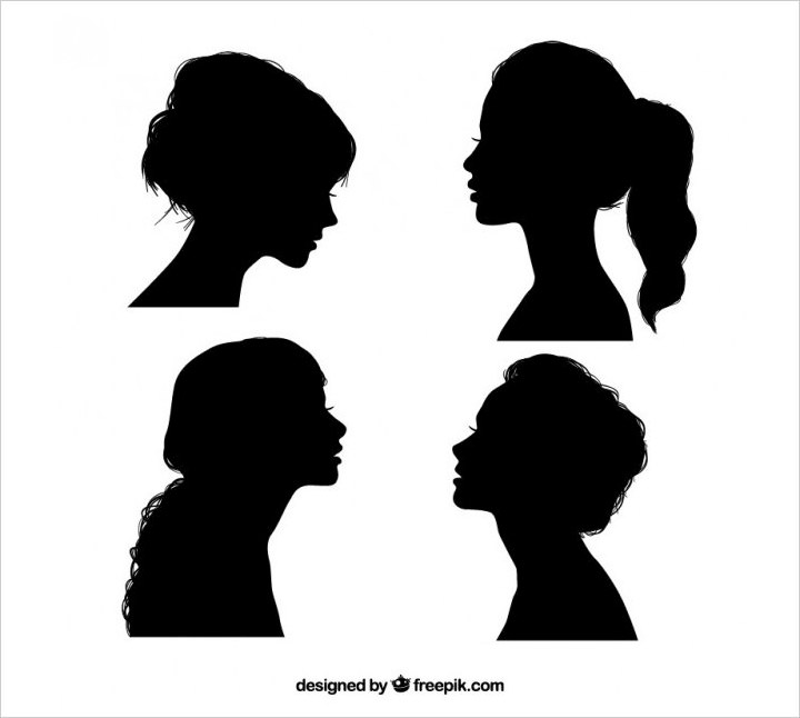 black-girl-silhouettes