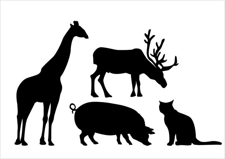 animal-silhouettes-photoshop-brushes