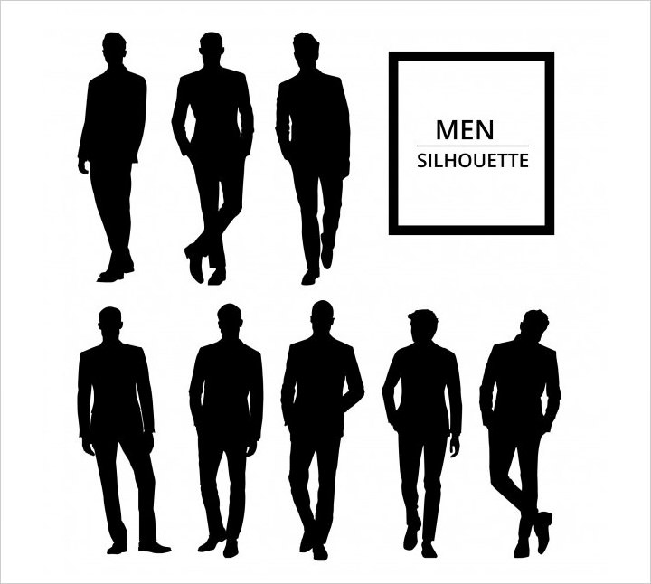 men-silhouettes-in-suit