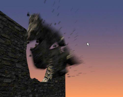 destroying_a_wall