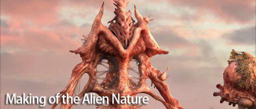 making_of_alien_nature