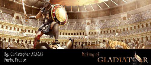 making_of_gladiator