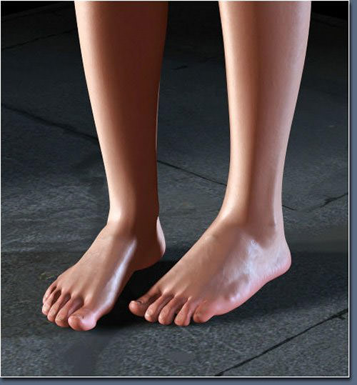 realistic_foot
