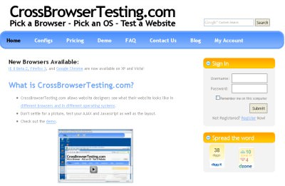 crossbrowsertesting