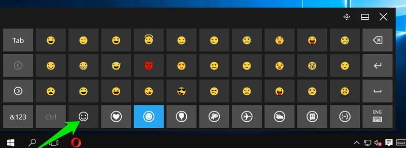 use emoji
