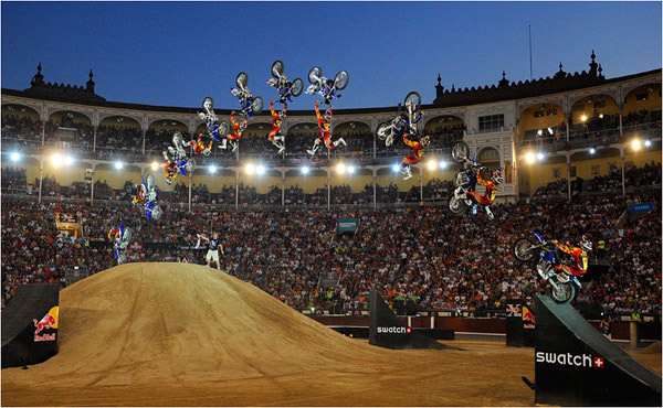 xfighters Madrid