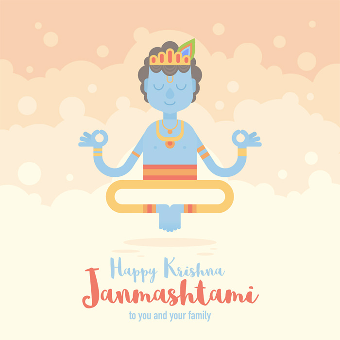 krishna-janmashtami-postcard-