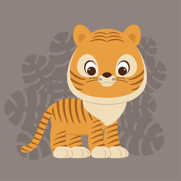 tiger-character