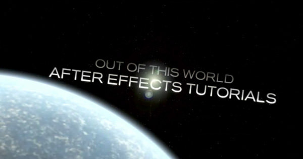 after-effect-tutorials
