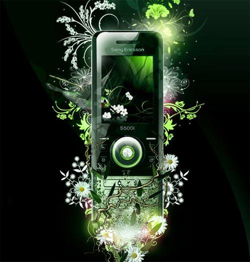 Sony-Ericsson-S500i-product-ad