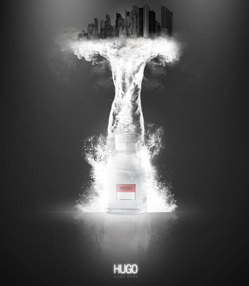 Hugo-Create-product-ad