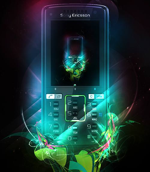 Sony Ericsson k850i-product-ad