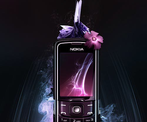 Nokia-8600-Luna-Advertisement-product-ad