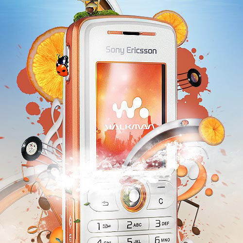 Sony-Ericsson-W200a-product-ad