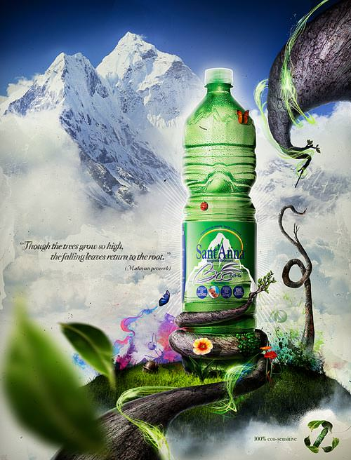 Eco-Bottle-product-ad
