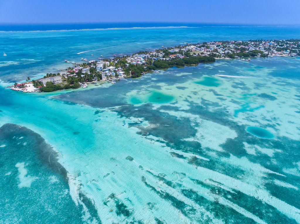 18 Caye Caulker Belize Caribbean