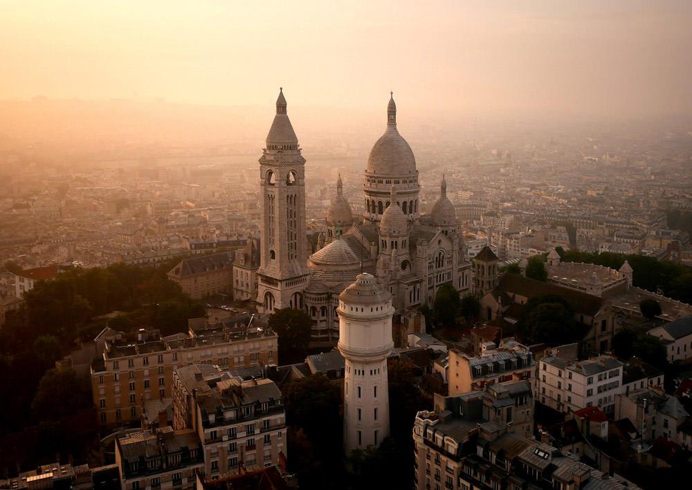 14 The Basilica Of Sacred Heart Paris France