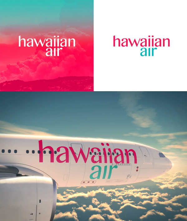 airline logo design