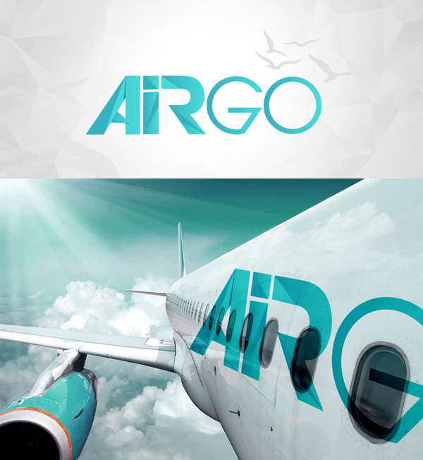 Showcase Of Beautiful Airline Logo Designs Hongkiat