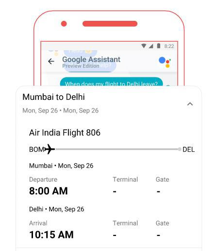 Google Allo comes with Google Assistant