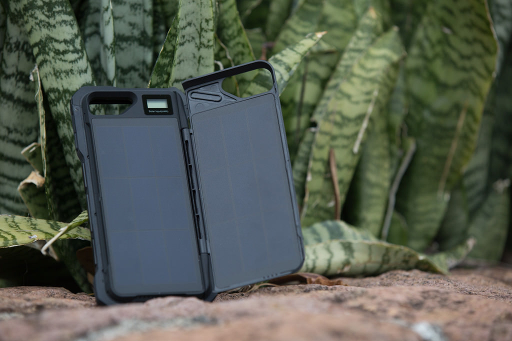 Sunny Case - Solar Charger Case