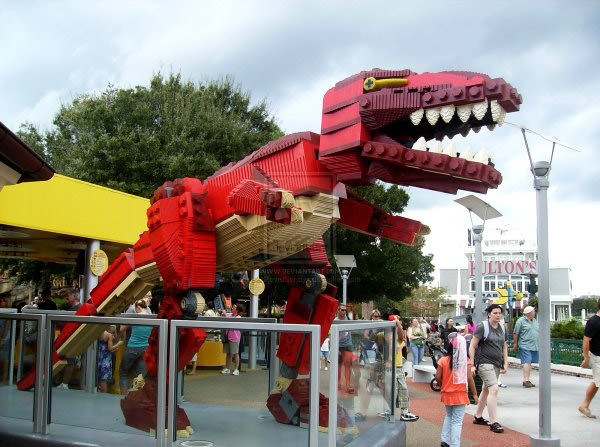 giant t-rex
