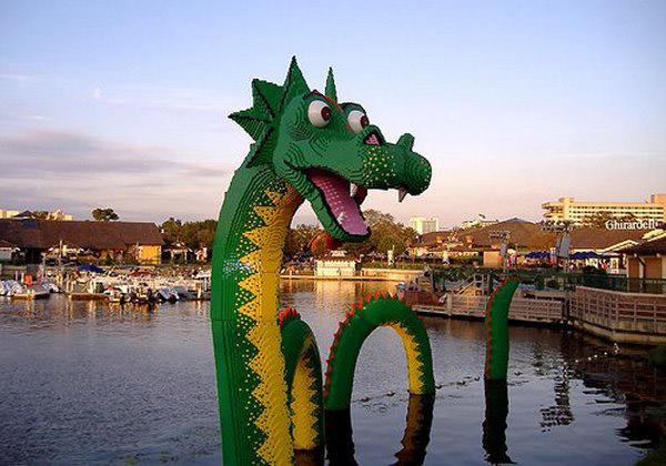 lego dragon