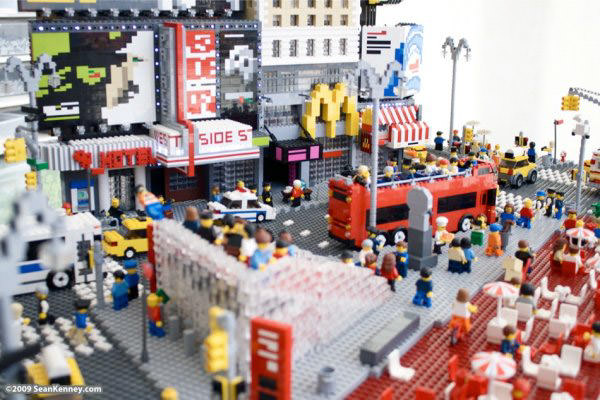 35 Lego Mega Constructions You (Probably) Haven't Seen Before ...