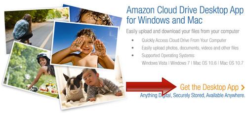 Cloud Drive App