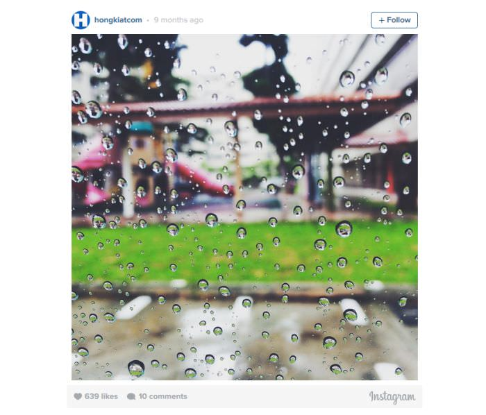 AMP Instagram Example
