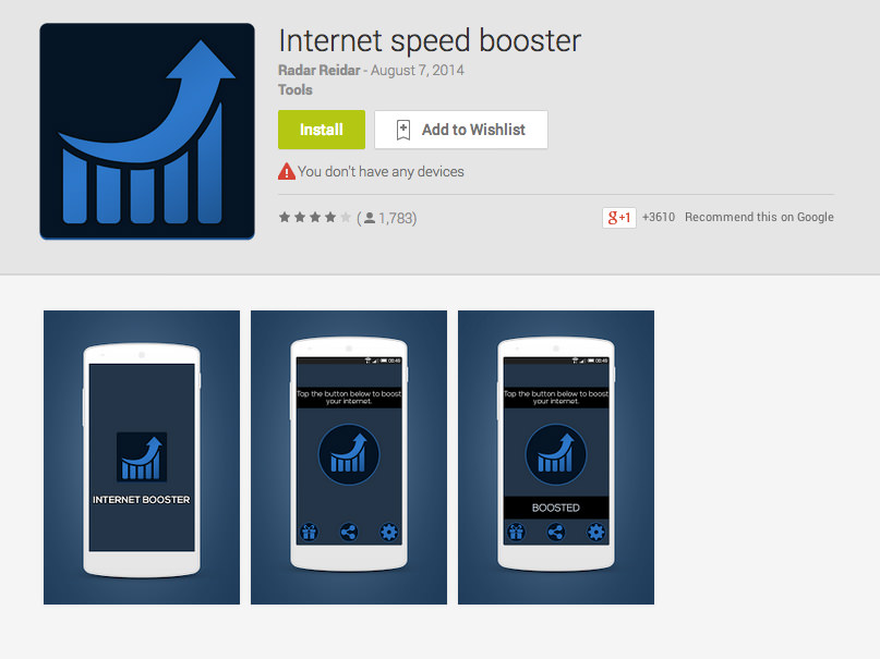 penguat kecepatan internet