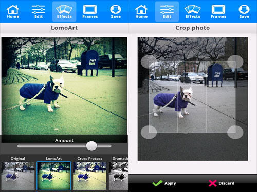 BeFunky Photo Editor Android Apps for Designers