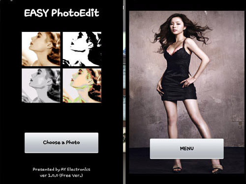 EASY PhotoEdit Android Apps for Designers