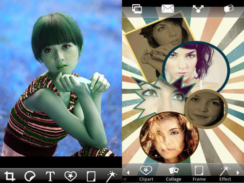 Picsin Photo Studio Android Apps for Designers