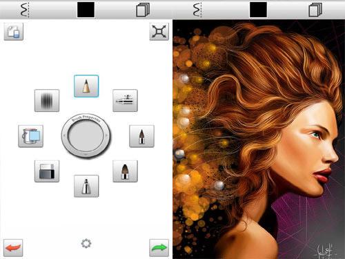 SketchBook Express Android Apps for Designers