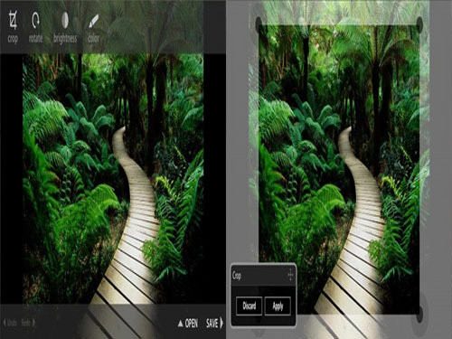 TouchUp Lite - Photo Editor Android Apps for Designers