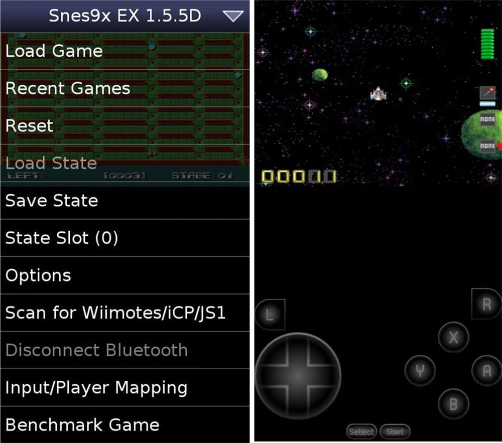 Snex9x Ex+