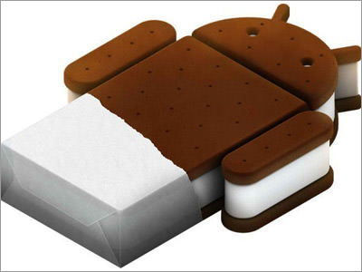 android icecream sandwich