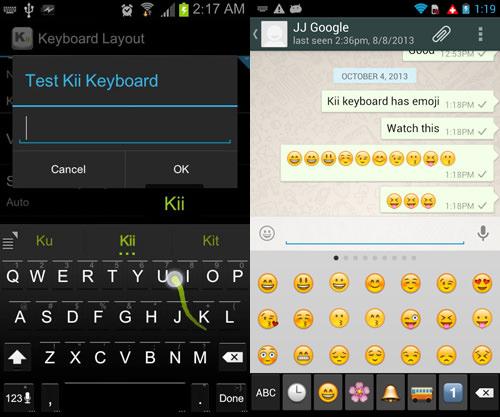 Kii Keyboard