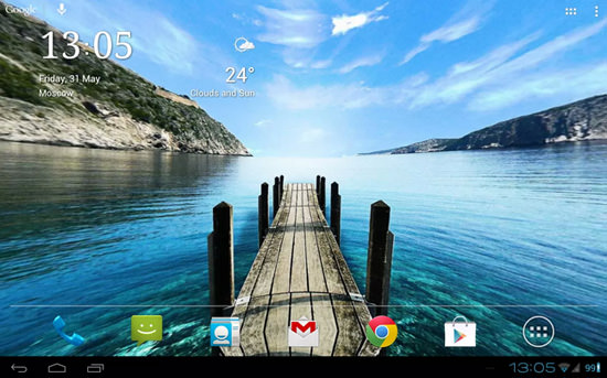 25 live wallpapers to liven up your android home screen for Wallpaper home screen android