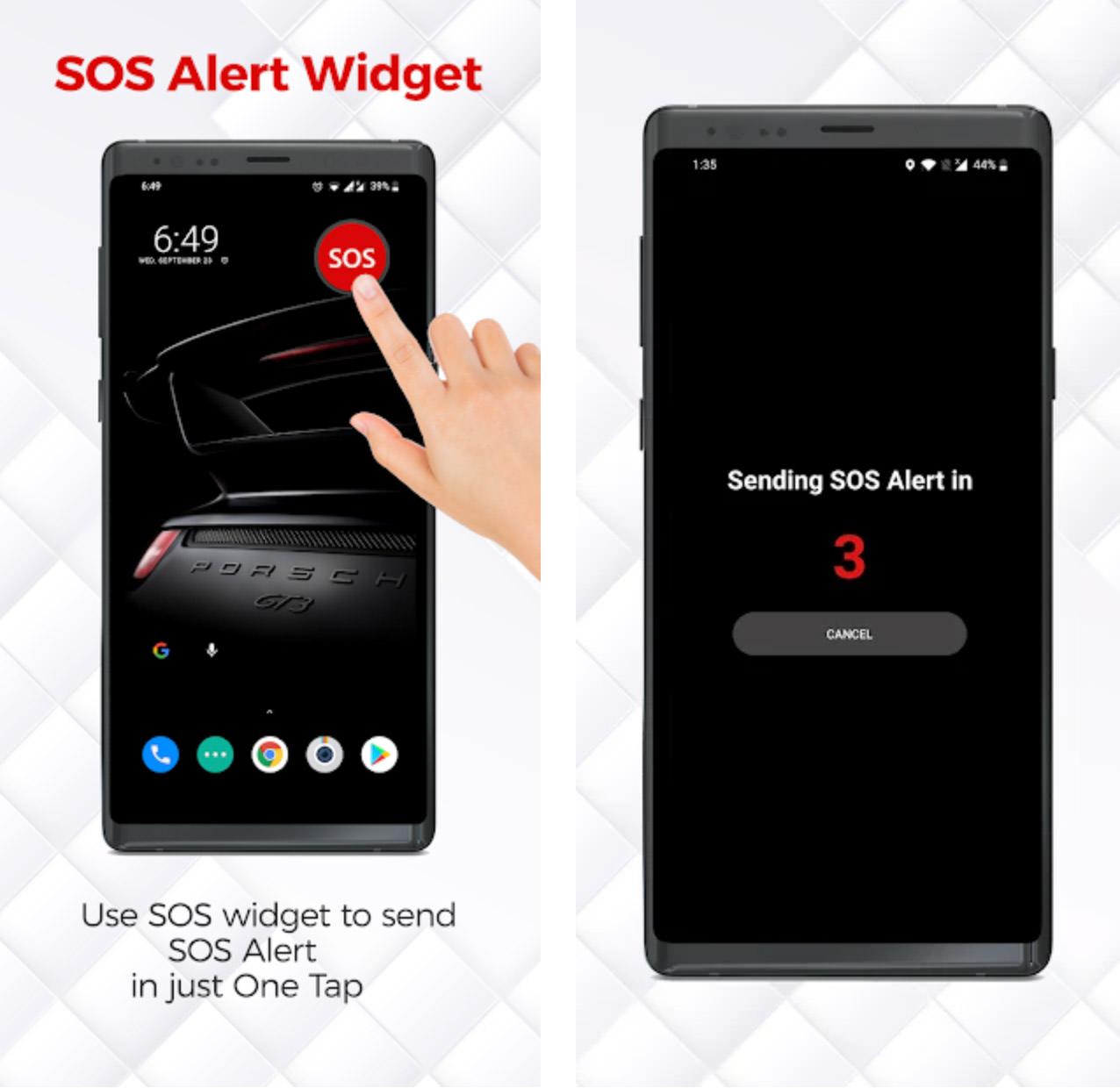 SOS Alert