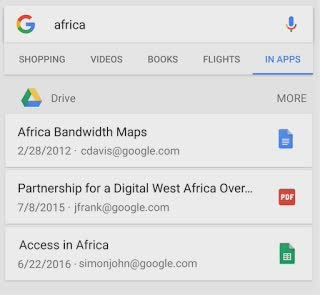 search files in google drive