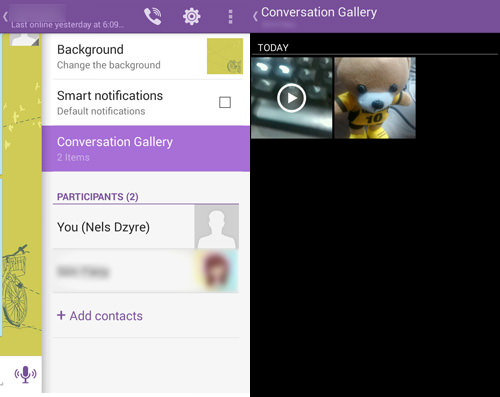 Access Conversations Gallery